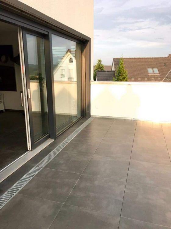Gut gemocht Fliesen Heinisch Balkon und Terrassensanierung Karlsruhe EQ57